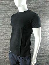 Levis® California Red Tab Slim Fit Crew Neck Cotton T-Shirt Black BNWOT Size XL