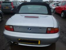 BMW Z SERIES Z3 ROADSTER  CONVERTIBLE  1998-2003 BUMPER (REAR) ALUMINIUM/SILVER