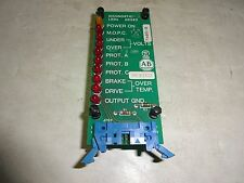 ALLEN BRADLEY 50382 DIAGNOSTIC LED DISPLAY BOARD