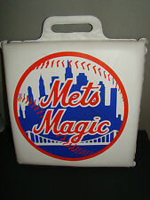 COLLECTIBLE & RARE BASEBALL NY NEW YORK METS MAGIC SEAT CUSHION~SHEA STADIUM~70'
