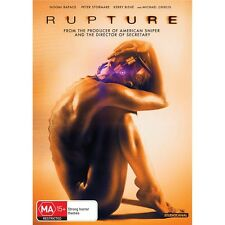 RUPTURE-Noomi Rapace-Region 4-New AND Sealed