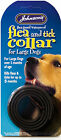Johnsons Waterproof Flea And Tick Collar For Large Dogs
