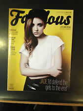 Little Mix - JADE Cover - The Sun New - Fabulous 1 Day Only Uk Mag