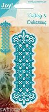 JOY CRAFTS Die Cutting & Embossing Stencil MIDDLE FLEUR-LYS 6002/0134