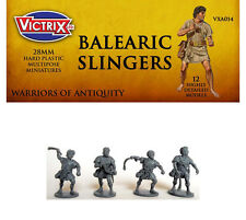 Victrix - Ancient Balearic Slingers - 28mm
