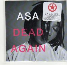 (GF714) Asa, Dead Again - 2014 DJ CD
