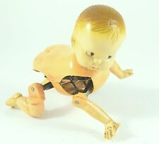 Irwin Mechanical Wind Up Toy Baby Doll