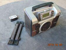SIRIUS XM Satellite Radio Boom Box boombox w STARMATE no Power FOR REPAIR