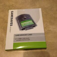Original Xbox Memory Card 16 MB New Factory Sealed  Free Shipping