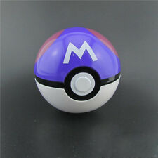 Pokemon Pokeball Cosplay Plastic Pop-up Poke Master Ball Game Toys+ Free Pikachu