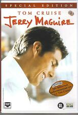 JERRY MAGUIRE : TOM CRUISE - RENE ZELLWEGER - NIEUW - 2 dvd set SPECIAL EDITION