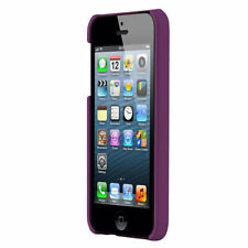 Genuine Tech21 T21-1813 Purple Case Cover for iPhone 5 5S Shock Proof  D30 New