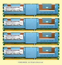 32G 4x 8GB PC2-5300F FB DIMM Memory FIT Apple Mac Pro 2006 1,1 2007 2,1 2008 3,1