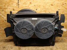 02-05 MERCEDES ML320 ML350 RADIATOR ASSEMBLY CONDENSER FAN COOLER OEM LOT305