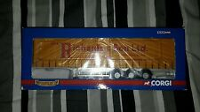 Corgi-Escala 1:50 - Richards & Son Ltd. remolque-transportista *** *** Nuevo/Rápido Post