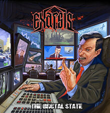 EXARSIS The Brutal State CD ( o257a ) 162389