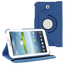 """360 Leather Case Cover Samsung Galaxy Tab 2 / 3 / 4 7"""" 8"""" 10.1"""" / TAB A 9.7 / 8"""