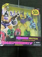 Transformers Bruticus Generation 2 Boxed Exclusive  Set Lot MISB Universe G1 G2
