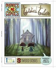 Twisted Tales: Phonics Comics Vol. 7 Issue 1 (Level 3) by Richards, Kitty, Good