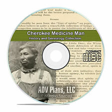 Old Time Folk Medicine, Cherokee Healing, Indian Holistic Cures CD V81