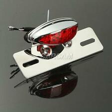 LED License Plate Tail Light For Kawasaki KLX KX KL 110 125 140 250 300 450 650