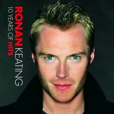 RONAN KEATING 10 YEARS OF HITS CD NEW