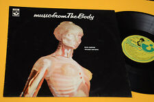 ROGER WATERS PINK FLOYD LP MUSIC FROM THE BODY 1°ST ORIG UK 1970 EX+ TOP AUDIOFI