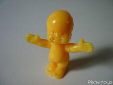 Les Babies / Figurine baby N°11 Blaise le balèze - jaune