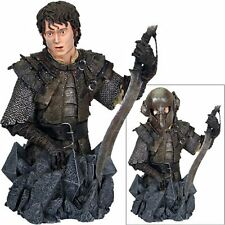 Gentle Giant Lord of the Rings Frodo Baggins in Orc Armor Bust