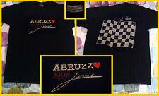 Maglietta concerto amiche per l'ABRUZZO stadio Brianteo Monza 9-9-09 (taglia L)