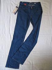 Miss Sixty blue jeans stretch Denim Indigo w26/l34 low waist slim fit Flare leg