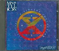 "MARILLION ""A Singles Collection"" Best Of CD"
