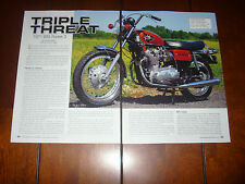 1971 BSA ROCKET 3  - ORIGINAL 2016 ARTICLE