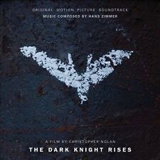 The Dark Knight Rises [Original Motion Picture Soundtrack] by Hans Zimmer...