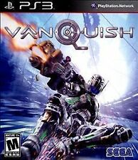 PLAYSTATION 3 VANQUISH BRAND NEW PS3 SHOOTER VIDEO GAME