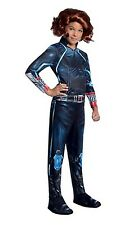 NWT Rubie's Costume Avengers 2 Age of Ultron Child's Black Widow Costume S 4-6