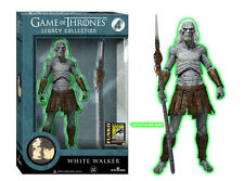 """GAME OF THRONES SDCC EXCLUSIVE GITD WHITE WALKER 6"""" FIGURE LEGACY COLLECTION"""
