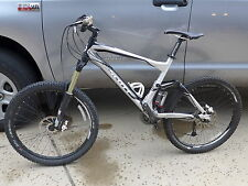 SCOTT GENIUS 60 TWIN LOCK 26ER MOUNTAIN BIKE XL EXCELLENT