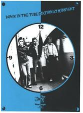 JAM POSTER.  Paul Weller, Down in the Tube Station, Mod, Punk.