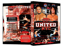 Official DGUSA Dragon Gate USA : United NYC 2011 Event DVD