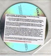 (CI3) Goldheart Assembly, So Long St Christopher - 2009 DJ CD