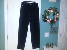 Men's Vintage Tommy Hilfiger FREEDOM JEAN Black Size 33 X 34 Jeans USA