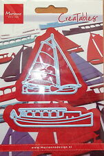 Marianne creatables Die Cut, Classic Boats, craft, card making, 0199