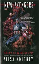 New Avengers: Breakout Prose Novel (New Avengers (Marvel)) by Kwitney, Alisa