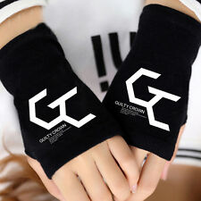 Anime Guilty Crown GC Cosplay Cotton Knitted Gloves Fingerless Mittens Warm Gift