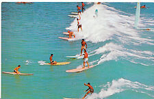 Sport Postcard - Surfing - Riding The Surf    DP420