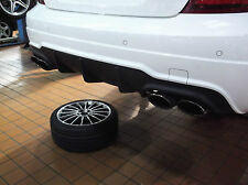 AMG Genuine Mercedes C63 Rear Bumper Diffuser Conversion W204 C-Class