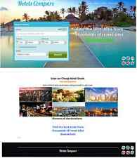 New Travel Agency Hotels Website Online Business Profitable Website - installing