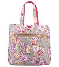 Oilily Reversible Shopper OES3110-807 Mocca Damen Einkaufstasche Schultertasche