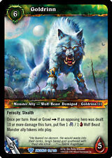 WOW WARCRAFT TCG WAR OF THE ANCIENTS : GOLDRINN X 4